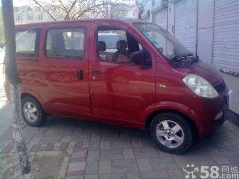 赤峰二手五菱宏光 红色 二手车 之家高清图片
