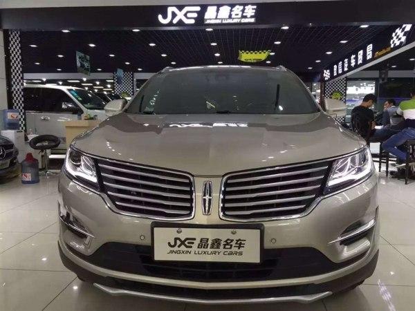杭州二手 林肯MKC 2014款 2.0T 四驱尊