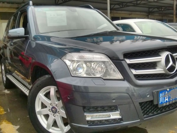 2011款 glk 300 4matic 豪华型