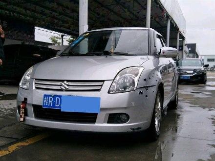 雨燕 2010款 1.5L 手动冠军限量版