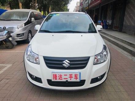 天语 SX4 2011款 两厢 1.6L 自动灵动型