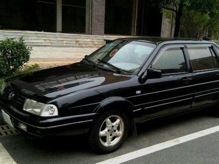 桑塔纳2000 1.8 GSi 自动挡