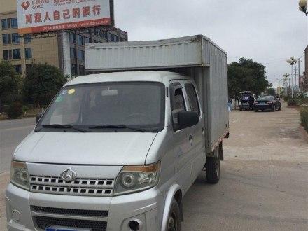 神骐T20 2015款 1.3L汽油双排厢货SC5035XXYSKA5