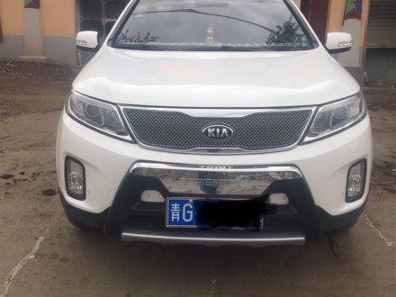 索兰托 2013款 2.4L 5座汽油豪华版 国V