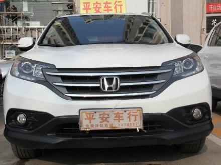 本田CR-V 2012款 2.0L 四驱经典版
