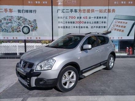 宁夏二手逍客 2011款 2.0XV 雷 CVT 2WD