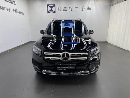 青岛二手奔驰GLB 2020款 GLB 200 时尚型