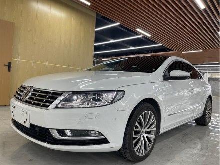 太原二手一汽-大众CC 2016款 1.8TSI 豪华型