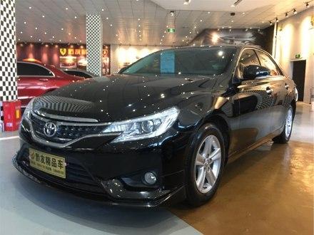 贵阳二手锐志 2013款 2.5V 菁锐版
