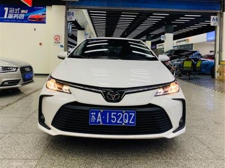 南京二手卡罗拉 2019款 1.2T S-CVT GL先锋版