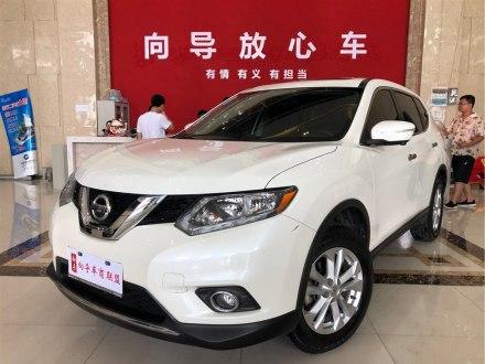 江西二手奇骏 2014款 2.0L CVT舒适版 2WD