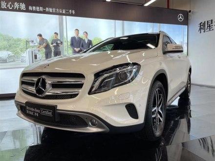 南京二手奔驰GLA 2016款 GLA 200 时尚型