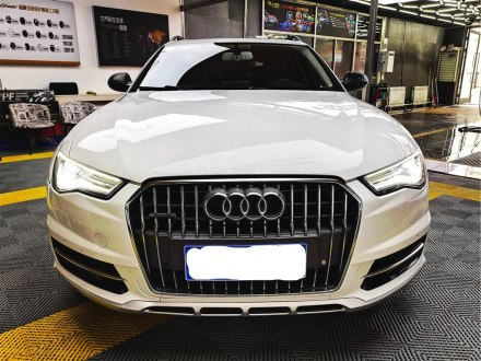 沈阳二手奥迪A6(进口) 2015款 3.0T allroad quattro