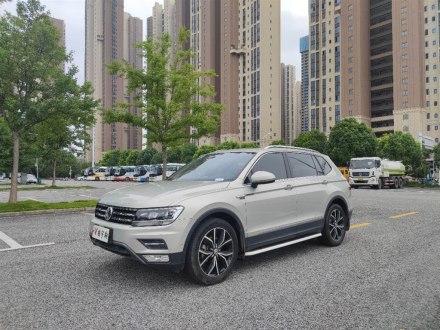 武汉二手途观L 2019款 330TSI 自动两驱智动豪华版 国VI