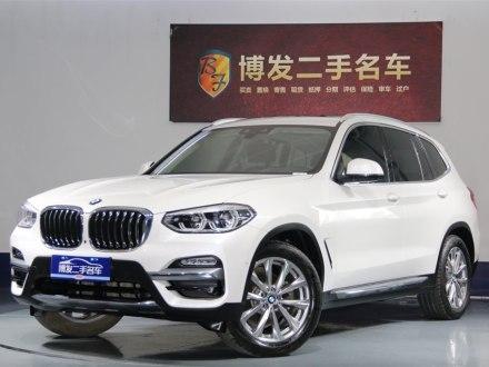 郑州二手宝马X3 2018款 xDrive25i 豪华套装 国V