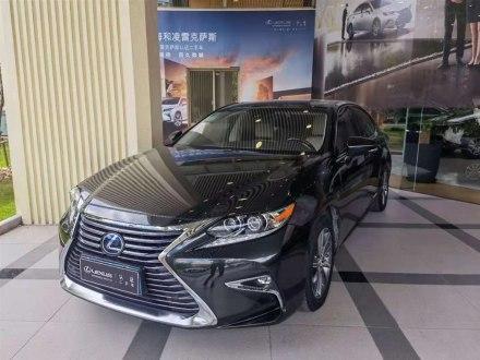 上海二手雷克萨斯ES 2015款 300h 尊贵版