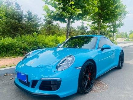 合肥二手保时捷911 2017款 Carrera GTS 3.0T