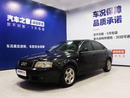 奥迪A6 2004款 2.4L 豪华舒适型