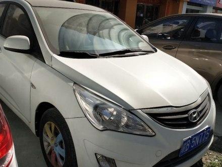 瑞纳 2013款 三厢 1.4L 自动标准型GL