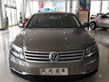 辉腾 2011款 3.6L V6 5座加长舒适版