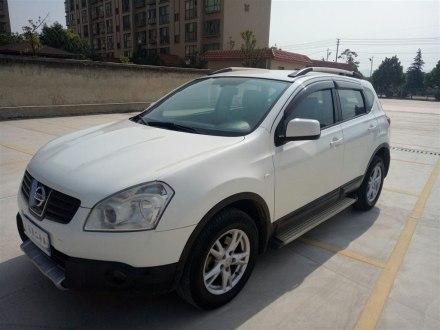 逍客 2008款 20S火 CVT 2WD