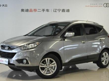 北京现代ix35 2010款 2.0L 自动两驱精英版GLS