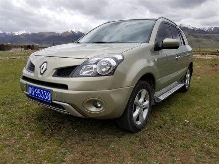 科雷傲(进口) 2009款 2.5L 两驱豪华型