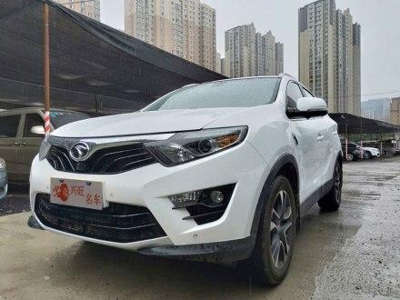 东南DX7 2018款 1.5T 自动豪华型