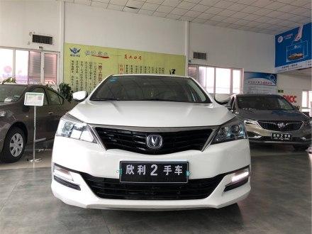 悦翔V7 2016款 1.6L 手动乐享型 国V