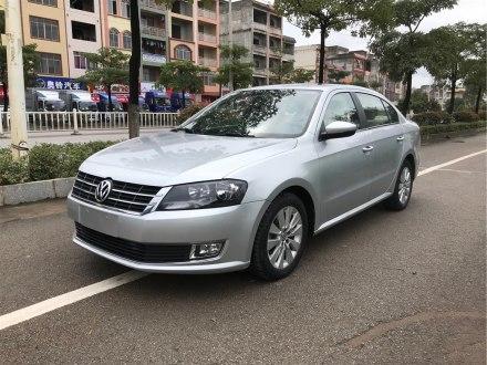 朗逸 2013款 改款 1.6L 自动豪华版
