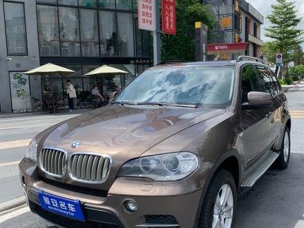 广州二手宝马X5 2011款 xDrive35i 豪华型