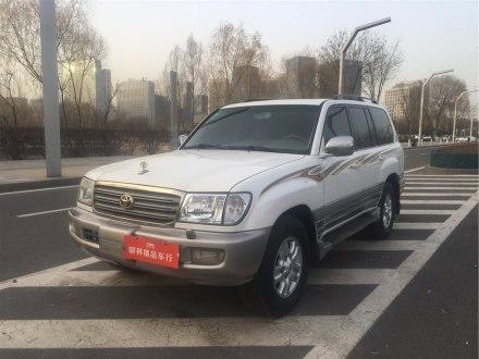兰德酷路泽(进口) 2001款 4.7L 自动