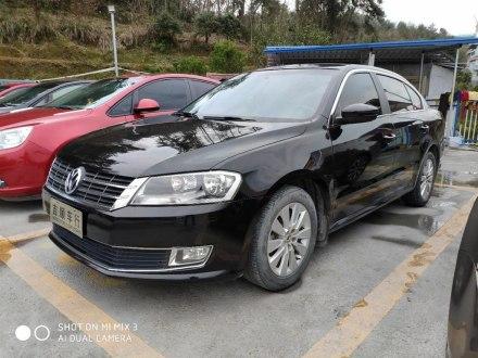 朗逸 2013款 1.6L 自动舒适版