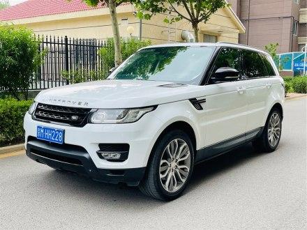 北京二手揽胜运动版 2014款 3.0 SC V6 HSE DYNAMIC