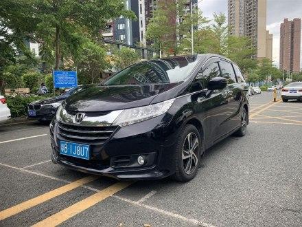 深圳二手奥德赛 2015款 改款 2.4L 智享版