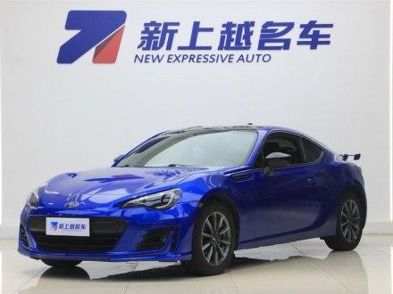重庆二手斯巴鲁BRZ 2017款 2.0i 手动type-RS版