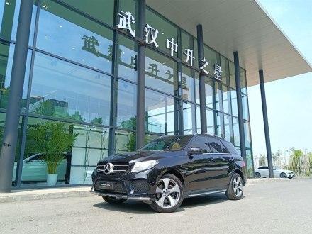 武汉二手奔驰GLE 2017款 GLE 320 4MATIC 豪华型