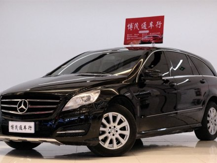 青岛二手奔驰R级 2014款 R 320 4MATIC 商务型