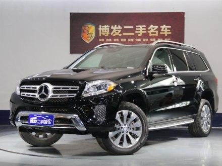 郑州二手奔驰GLS 2017款 GLS 450 美规版