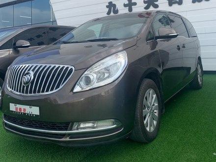 黑龙江二手别克GL8 2011款 2.4L LT豪华商务行政版