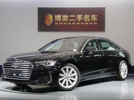 郑州二手奥迪A6L 2021款 45 TFSI 臻选动感型