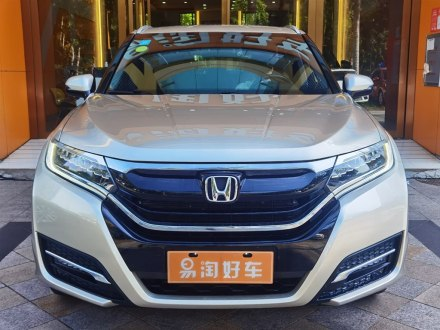 海南二手本田UR-V 2017款 370TURBO 两驱尊贵版 国V