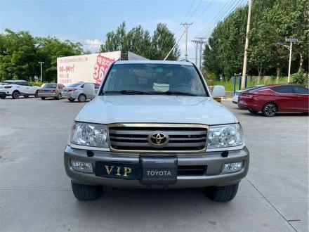 全国二手丰田 兰德酷路泽 2007款 4.7L 自动VX-R