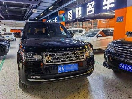 黑龙江二手揽胜 2014款 3.0 SC V6 Vogue