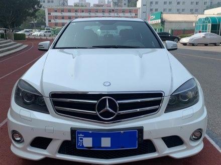 北京二手奔驰C级AMG 2010款 AMG C 63 高性能版