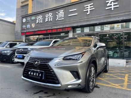 青海二手雷克萨斯NX 2018款 200 全驱 锋尚版 国V