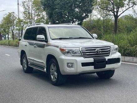 贵州二手兰德酷路泽(进口) 2015款 4.0L V6 中东限量版