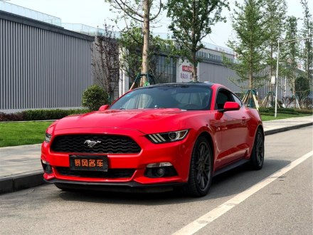 四川二手Mustang 2017款 2.3T 性能版