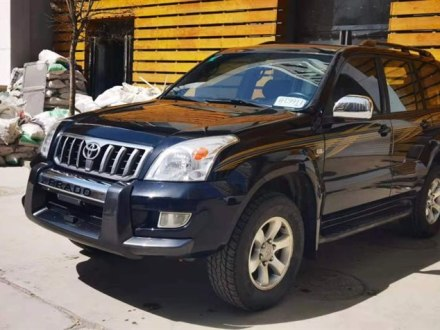 青海二手普拉多(进口) 2004款 GX 2.7自动车型