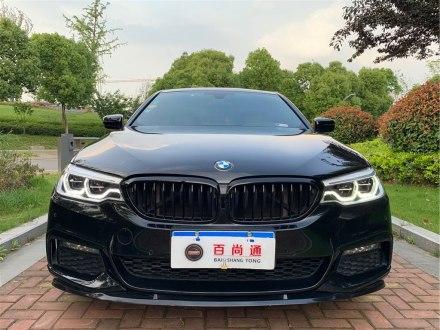 南京二手宝马5系 2018款 530Li xDrive M运动套装